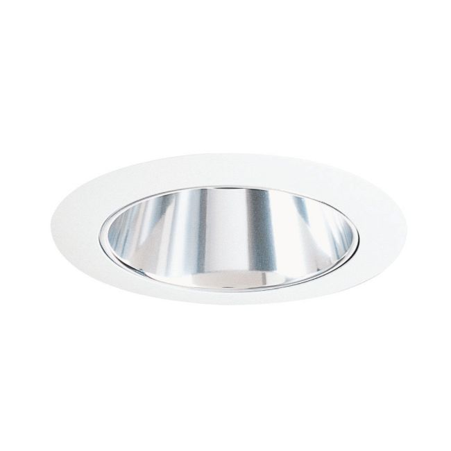 17 Series 4 Inch White Cone Downlight Trim  by Juno Lighting