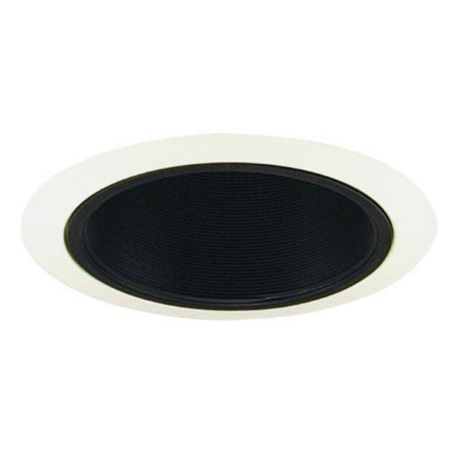 203 Series 5 Inch Deep Baffle Trim by Juno Lighting | 203BWH
