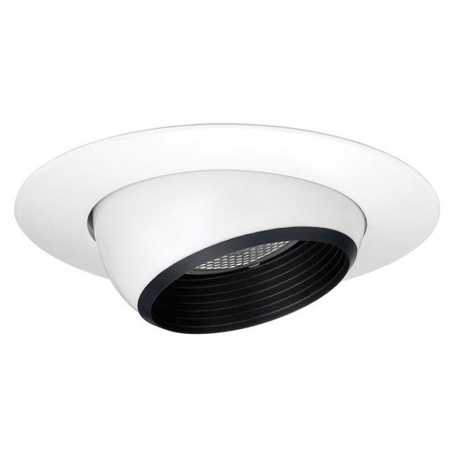 208 Series 5 Inch Adjustable Eyeball Trim by Juno Lighting | 208NBWH