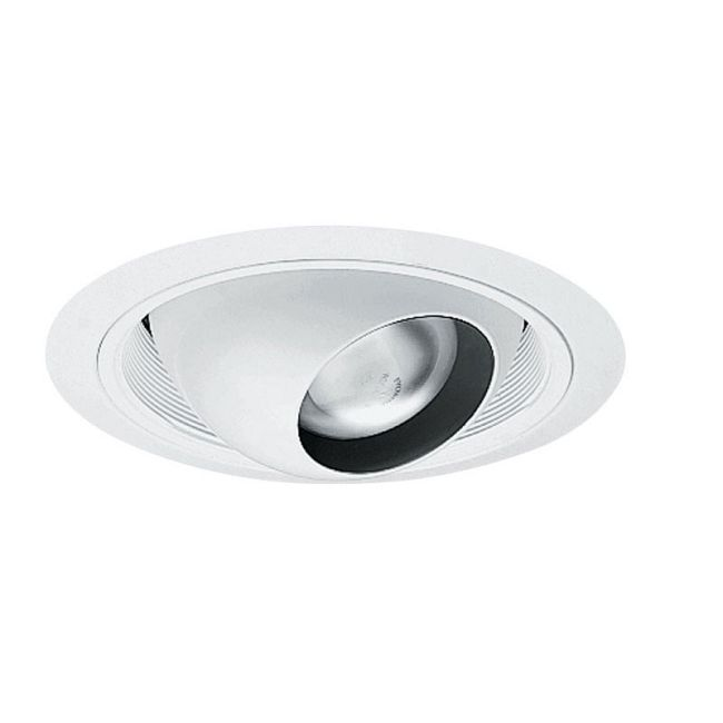 248 Series 6 Inch Regressed Eyeball Trim by Juno Lighting | 248WWH