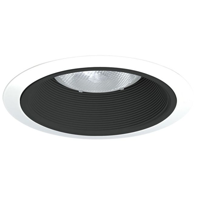 24 Series 6 Inch Tapered Baffle Downlight Trim by Juno Lighting | 24BWH