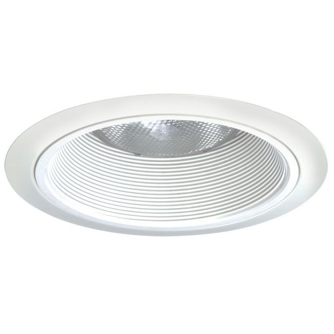 24 Series 6 Inch Tapered Baffle Downlight Trim by Juno Lighting | 24WWH