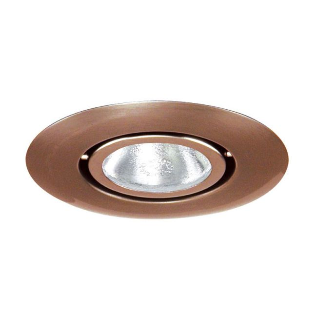 440 Series 4 Inch Flush Gimbal Ring Trim by Juno Lighting | 440ABZ