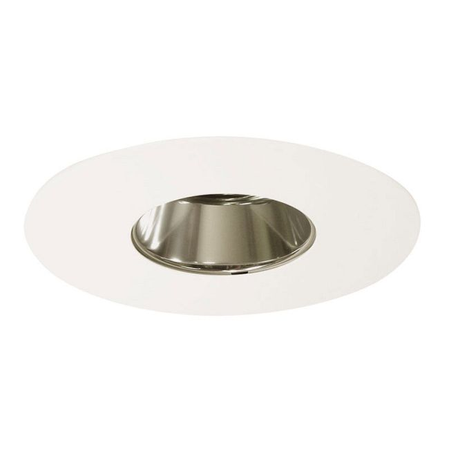 457 Series 6 Inch Adjustable Cone Trim by Juno Lighting   457CWH