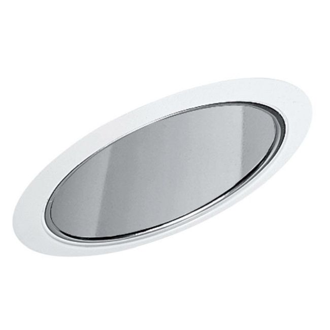 602 Series 6 Inch Super Slope Reflector Cone Trim by Juno Lighting   602CWH