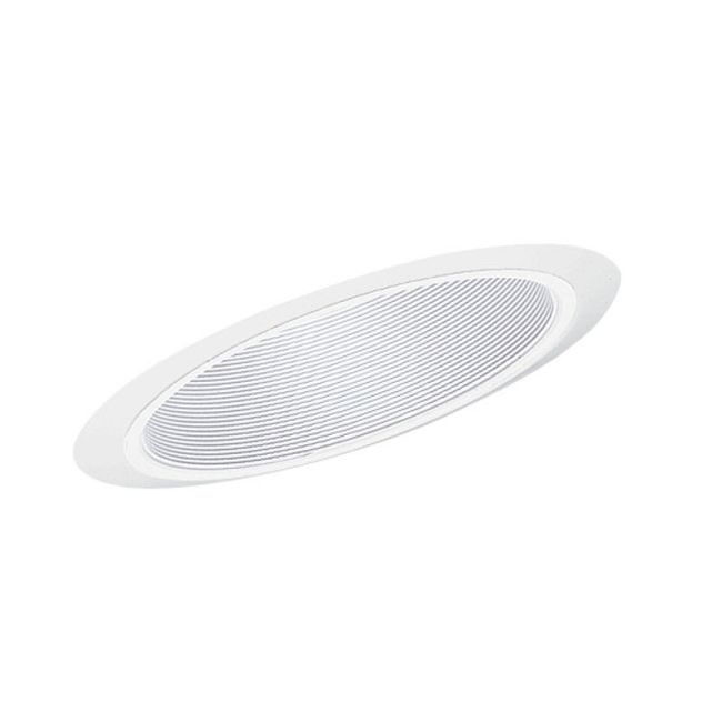 604 Series 6 Inch Super Slope Baffle Trim by Juno Lighting | 604WWH