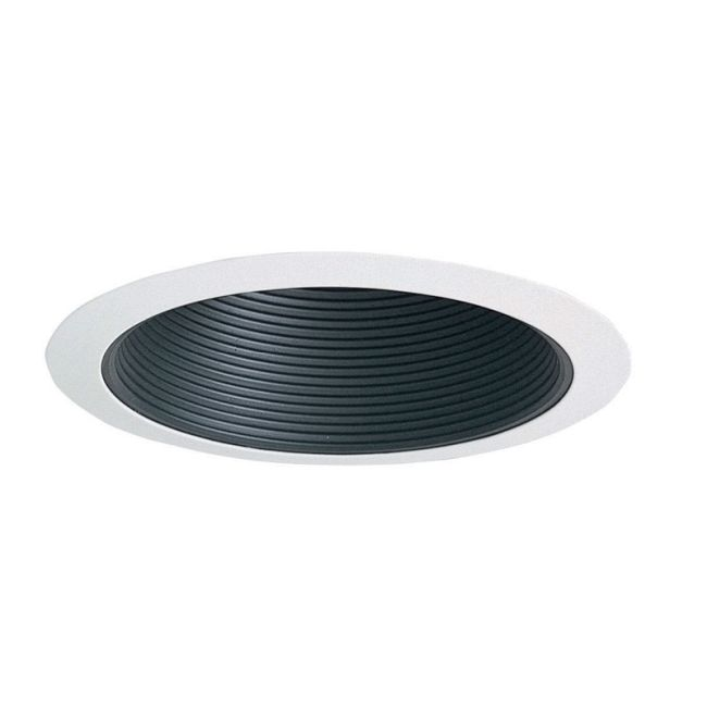 635 Series 5 Inch Angle Cut Baffle Trim by Juno Lighting | 635B-WH