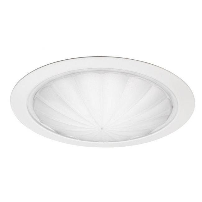 9900 Series 6 Inch Fluted Drop Trim  by Juno Lighting | 9900WH