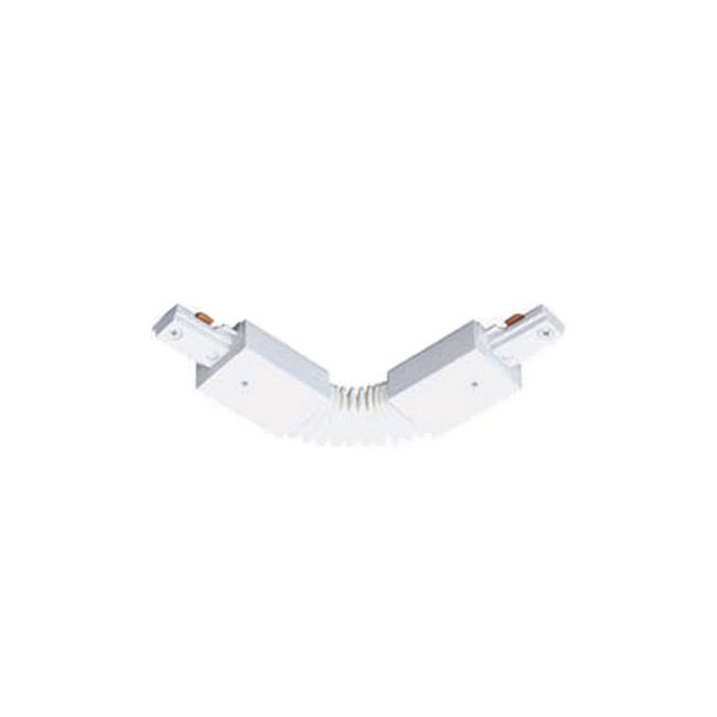 Trac-Lites Accordion Adjustable Joiner by Juno Lighting | R20WH