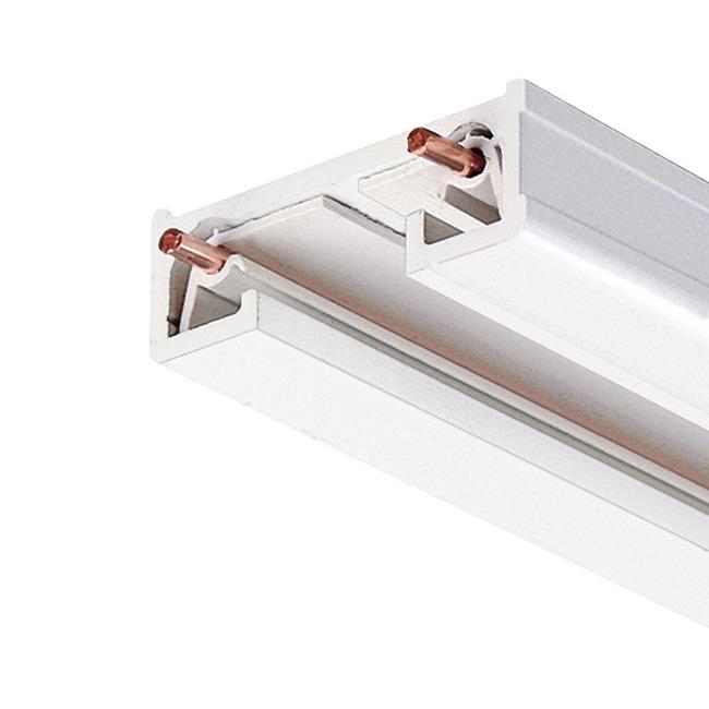 Trac-Lites 1-Circuit Track 120V by Juno Lighting | R6FTWH