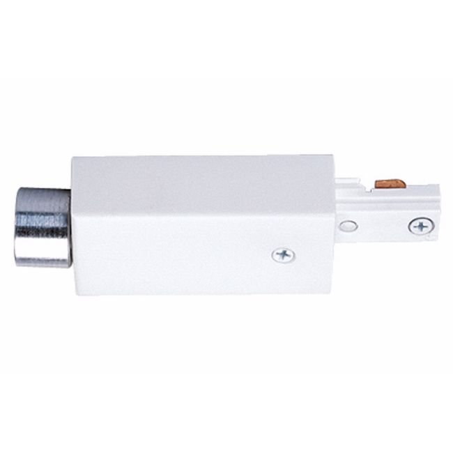 Trac-Lites Conduit Feed Connector by Juno Lighting   R34WH