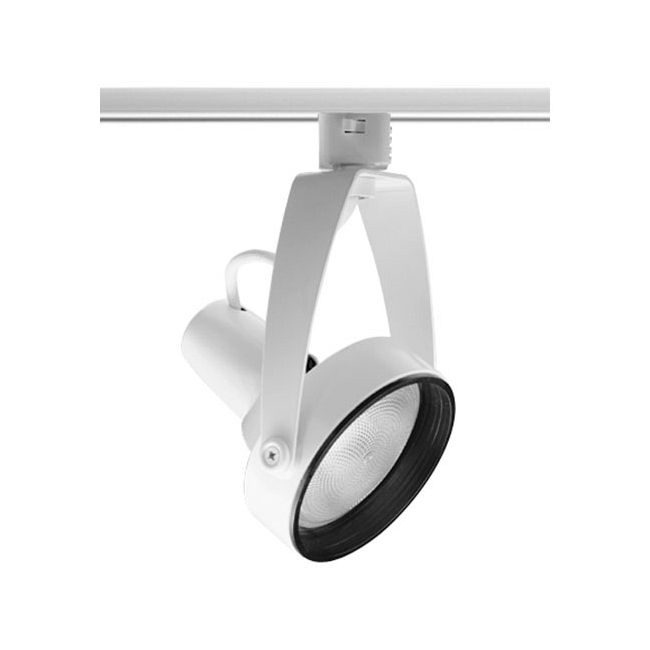 T403 PAR30 Pro-Gimbal Ring Track Fixture 120V  by Juno Lighting | T403WH