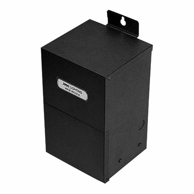 Trac 12/25 Remote Magnetic Transformer by Juno Lighting | MAGXFMR1C300W12012ACBL