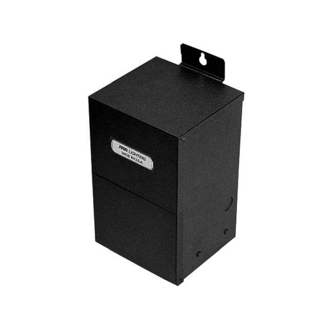 TL552N 2-Circuit 2X480W Magnetic Remote Transformer 24V by Juno Lighting   MAGXFMR2C960W12024ACBL