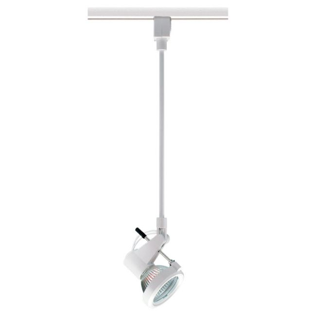 TLP116 Trac 12 MR16 Delta 200 Pendant Track Fixture 12V by Juno Lighting | TLP116WH