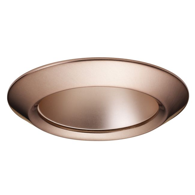 4404 Series 4 Inch Adjustable Beveled Cone Trim by Juno Lighting | 4404WHZABZ