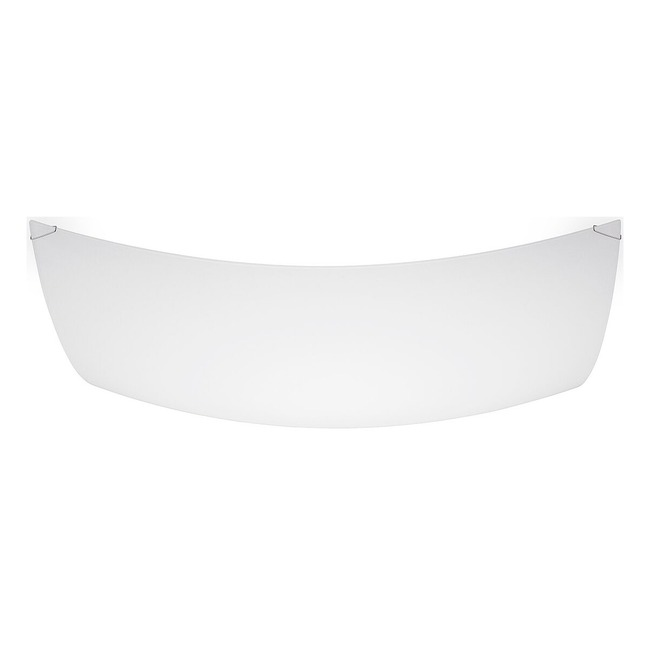 Quadra Ice Wall / Ceiling Light by Vibia | 1128-01-HAL