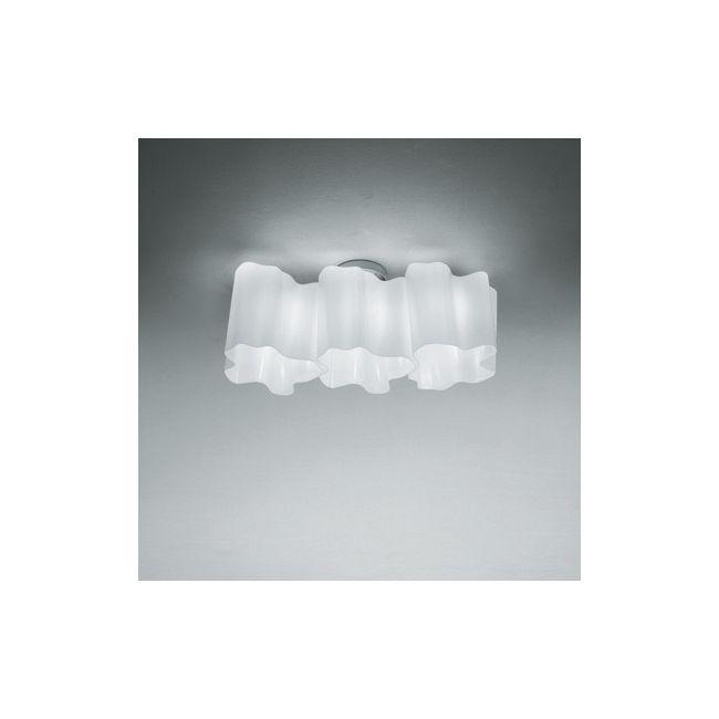 Logico Micro Triple Linear Ceiling Light  by Artemide