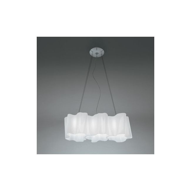 Logico Micro Triple Linear Suspension by Artemide | 0650028A