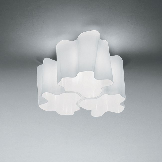 Logico Mini Triple Nested Ceiling Mount by Artemide | 0693028A