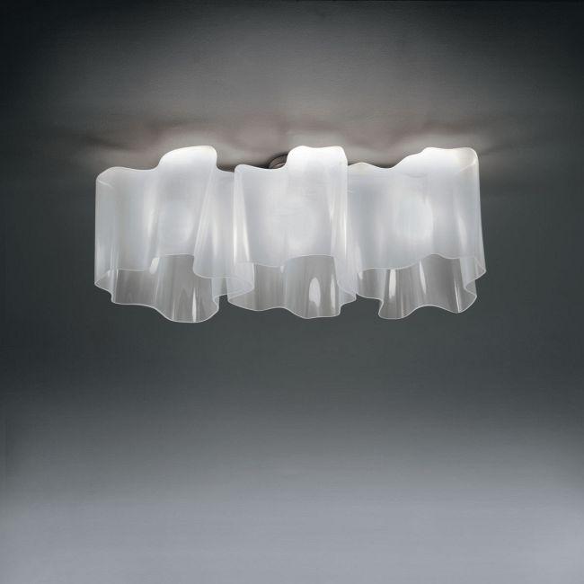 Logico Mini Triple Linear Ceiling Light  by Artemide