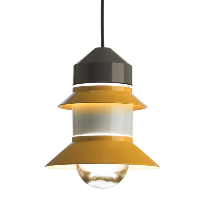 Santorini Plug-In Indoor / Outdoor Pendant  by Marset