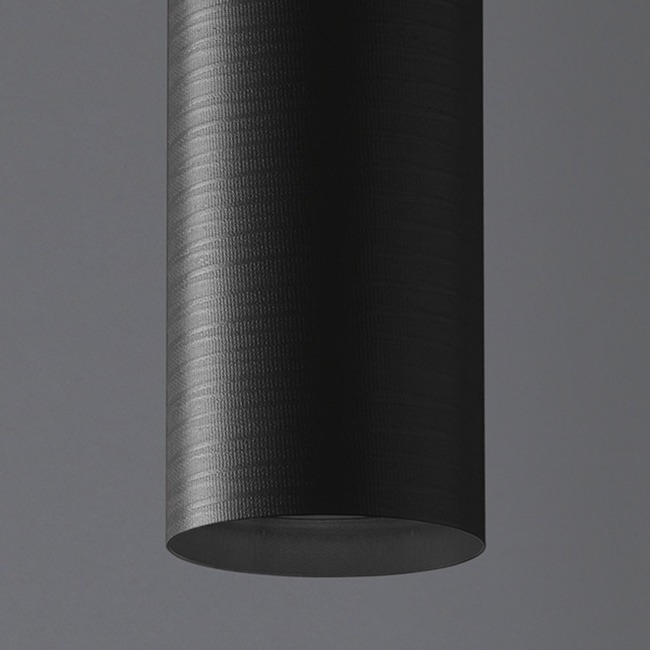 Tube Ceiling Light Fixture  by Karboxx