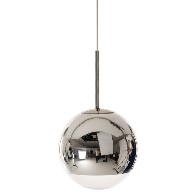 Mirror Ball Pendant  by Tom Dixon
