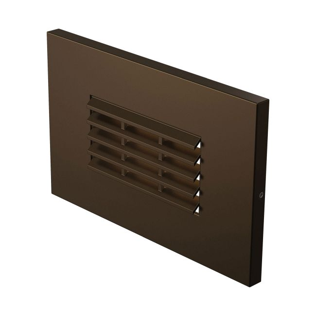 Louver LED Horizontal Louver Step Light  by Sea Gull Lighting
