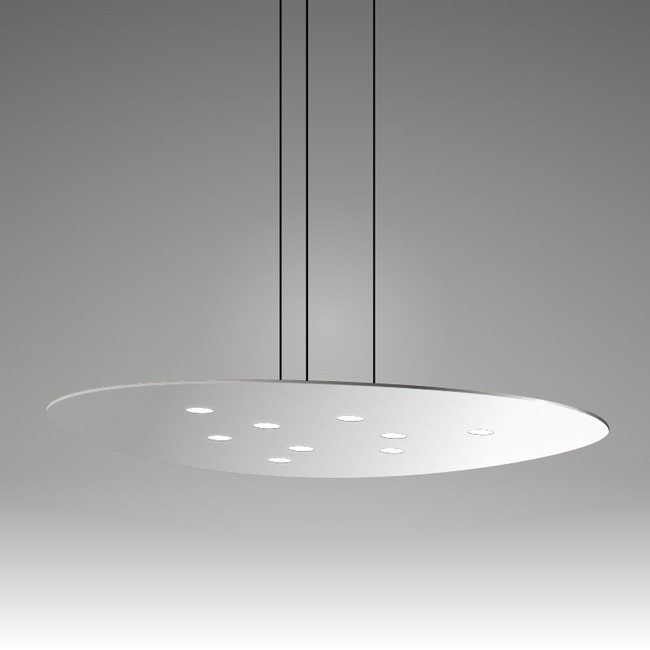 Scudo Direct / Indirect Pendant  by ZANEEN design