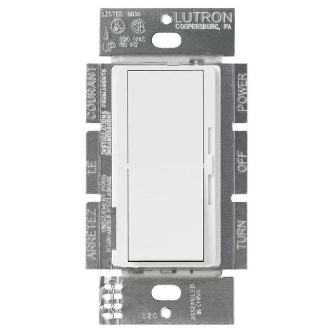 Diva 120-277V LED Driver / Fluorescent Ballast 0-10V Dimmer  by Lutron