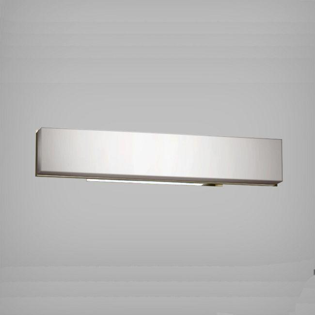 Cube Bathroom Vanity Light Chrome  by Blackjack Lighting