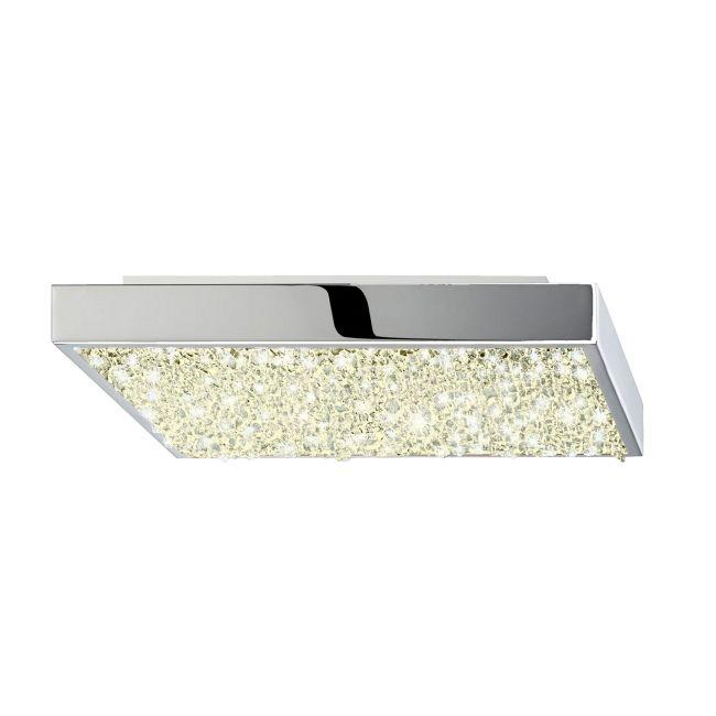 Dazzle Square Ceiling Flush Mount  by SONNEMAN - A Way of Light