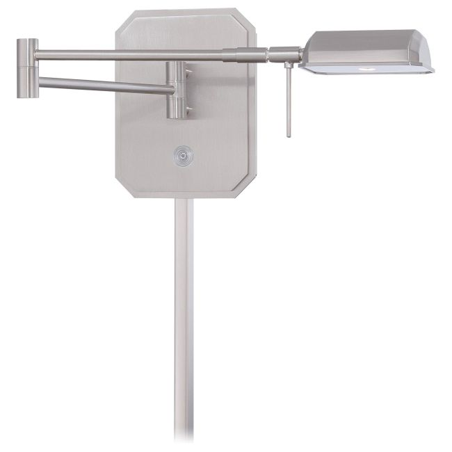 P4348 LED Swing Arm Wall Sconce  by George Kovacs