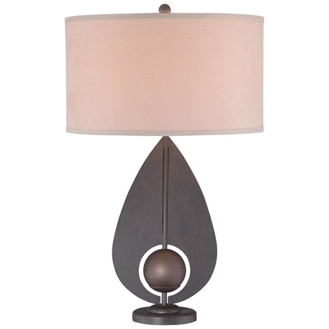 P1616 Table Lamp  by George Kovacs
