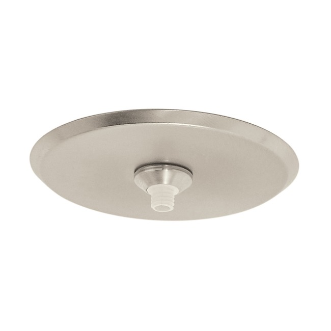 Fast Jack Halogen 2 Inch Round Canopy  by PureEdge Lighting