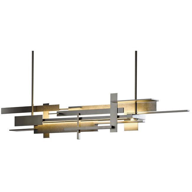 Planar Linear Pendant  by Hubbardton Forge