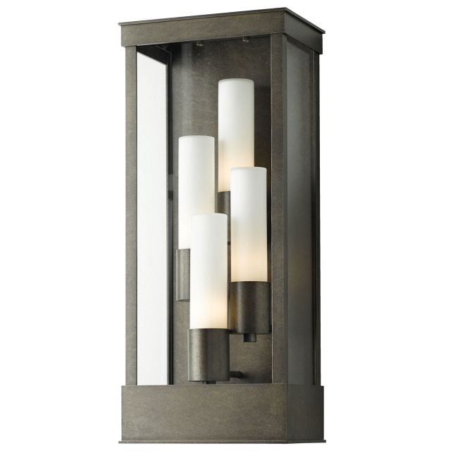 Portico Outdoor Wall Sconce  by Hubbardton Forge