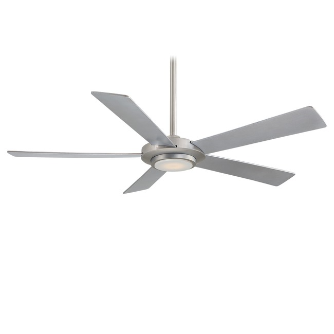 Sabot Ceiling Fan with Light  by Minka Aire