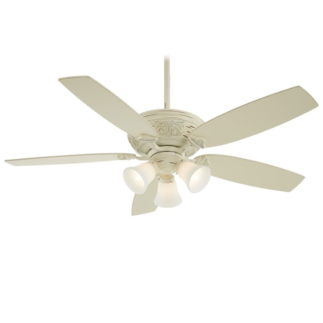 Classica Ceiling Fan with Light  by Minka Aire