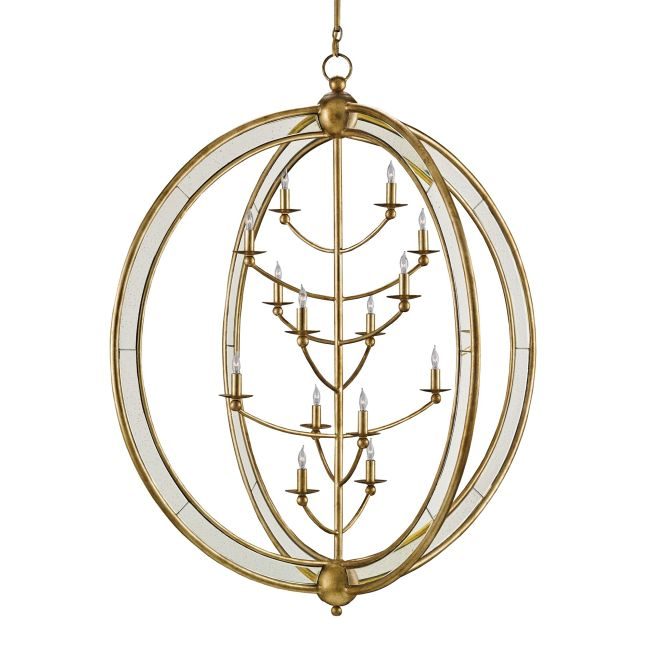Aphrodite Chandelier  by Currey and Company