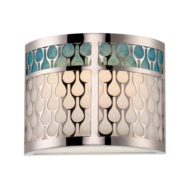 Raindrop Wall Sconce  by Satco