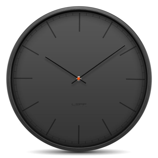 Tone Wall Clock  by LEFF Amsterdam