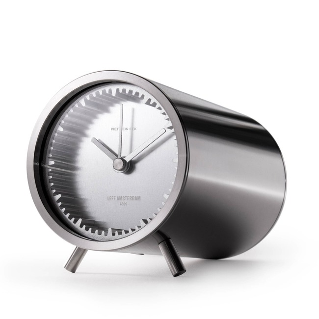 Tube Clock  by LEFF Amsterdam
