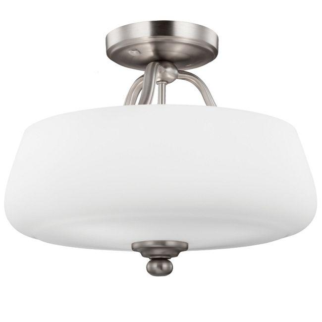 Vintner Semi Flush Ceiling Light  by Sea Gull Lighting