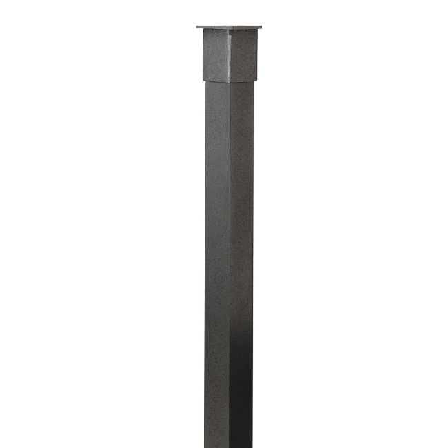 2.5 inch Square Post  by Hubbardton Forge