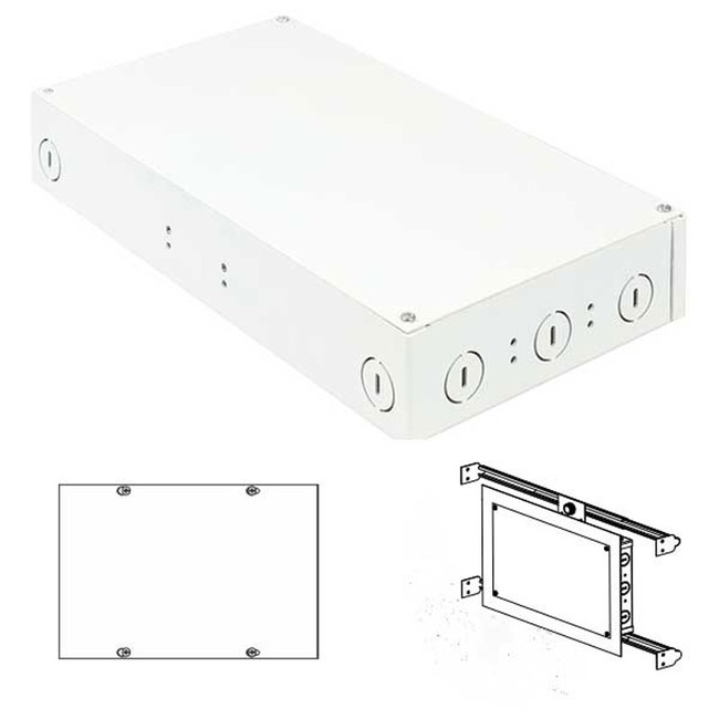2X96W 24VDC 0-10 Class 2 LED In-Wall Power Supply   by PureEdge Lighting