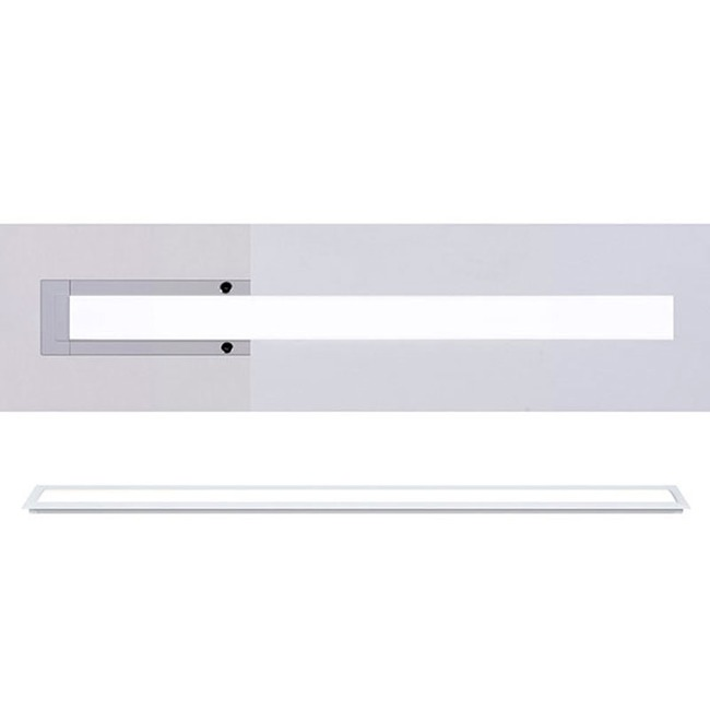 TruLine 1.6A 10W 24VDC Tunable White Plaster-In LED System  by PureEdge Lighting