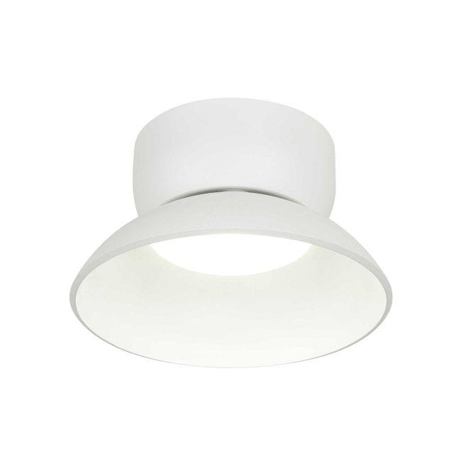 Bol Ceiling Light by PureEdge Lighting   BOL-C-15W-30K-WH