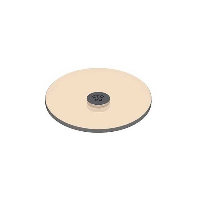 Snap System 2 Inch 1/2 CTO Color Change Accessory  by Soraa
